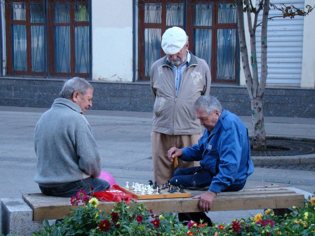 Geistige Aktivität gegen Demenz