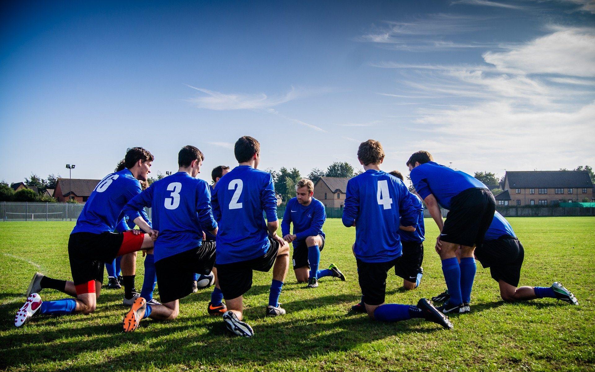 Mannschaftssport