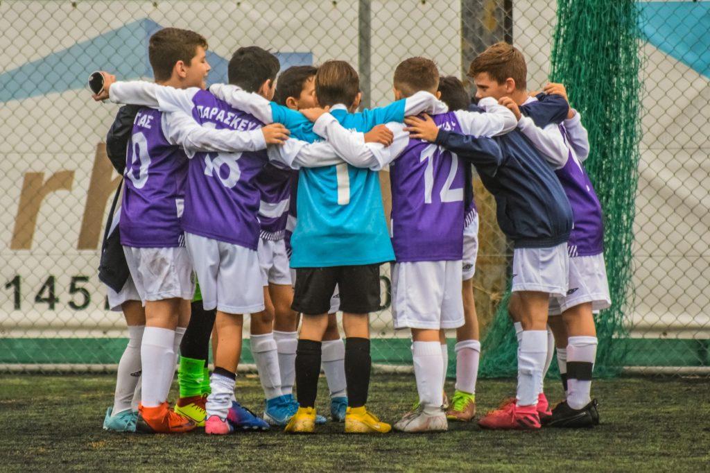 Soziale Förderung Mannschaftsport