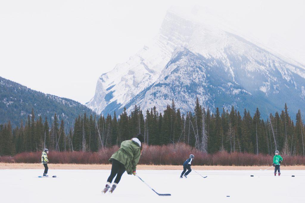 Warum Eishockey der beste Sport ist